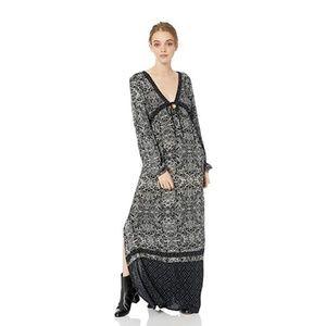 O'Neill Boho Creedence Woven Maxi Dress L